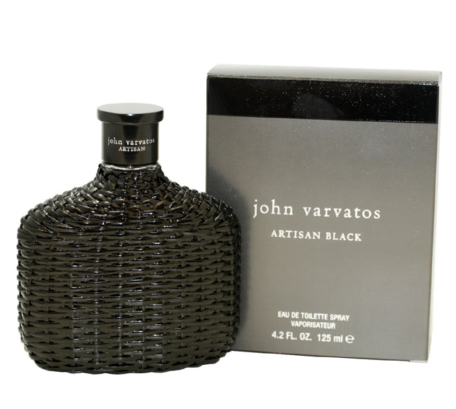 John Varvatos Artisan Black EDT 125ml for Men