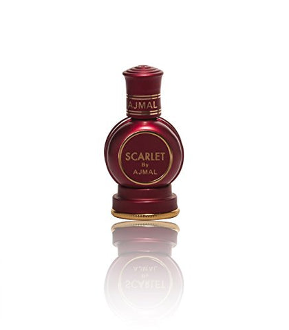 Ajmal Scarlet Attar Concentrated Perfume 12ml Free from Alcohol