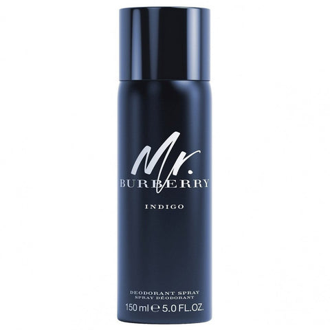 Mr Burberry Indigo Deodorant Spray 150ml for Men