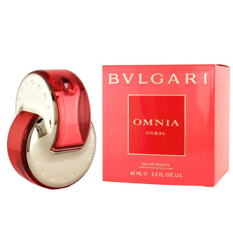 Bvlgari Omnia Coral Perfume EDT 65ml for Women