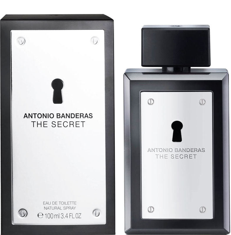 Antonio Banderas The Secret EDT 100ml for Men