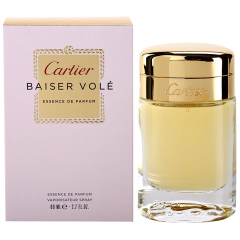 Cartier Baiser Vole Essence de Parfum EDP 80ml for Women