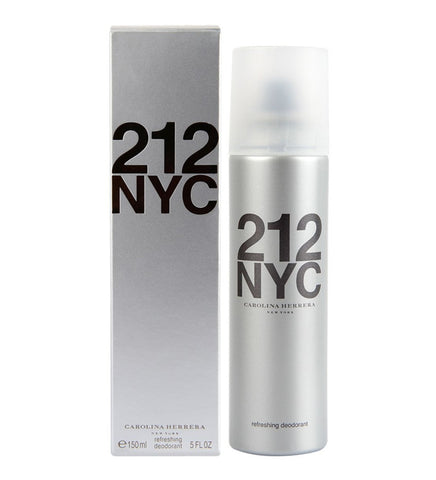Carolina Herrera 212 NYC Deodorant 150ml for Women