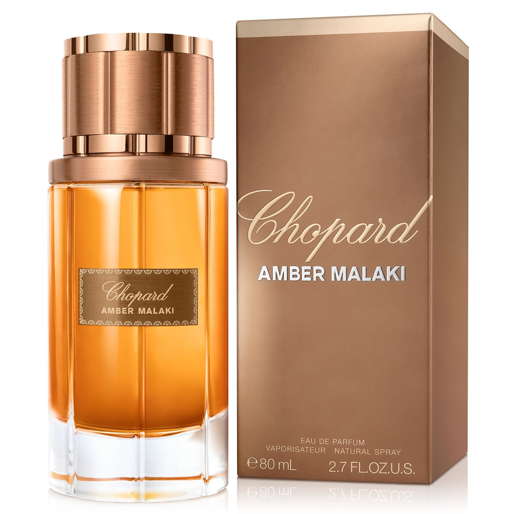 Chopard Amber Malaki 80ml EDP for Men and Women