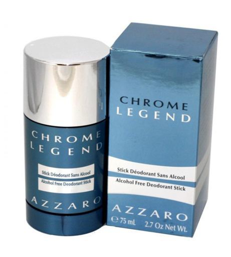 Azzaro Chrome Legend Deodorant Stick 75ml for Men