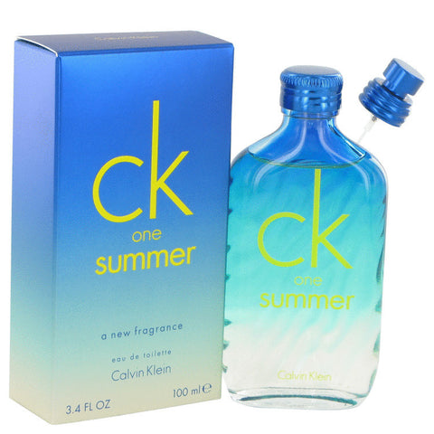Calvin Klein One Summer EDT 100ml for Men
