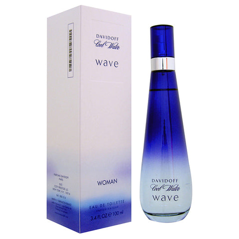 Davidoff Cool Water Wave EDT 100ml for Women
