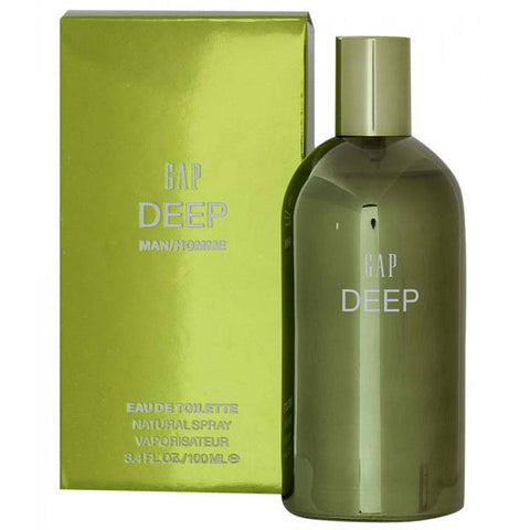 Gap Deep Homme EDT 100ml For Men