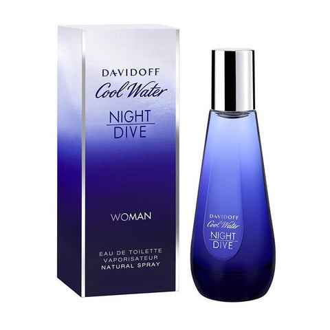 Davidoff Coolwater Night Dive EDT 80ml for Women