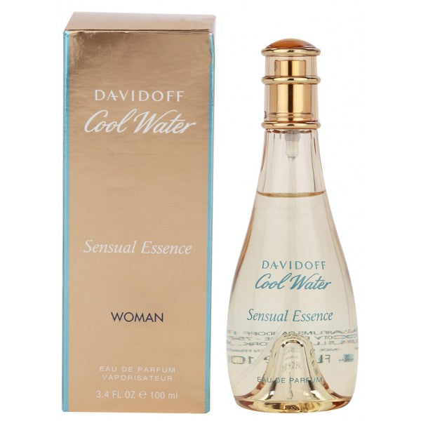 Davidoff Cool Water Sensual Essence EDP 100ml For Women