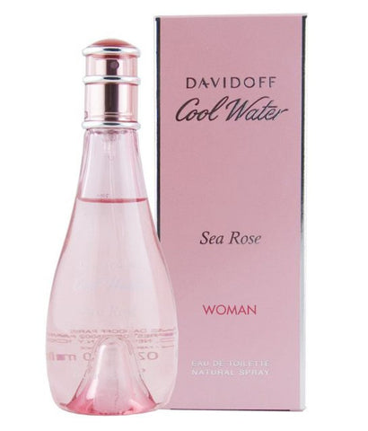 Davidoff Cool Water Sea Rose EDT 100ml For Women