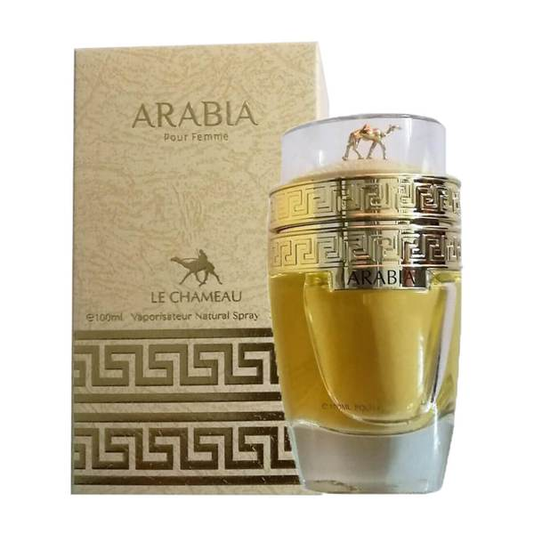 Le Chameau Arabia EDT 100ml for Women