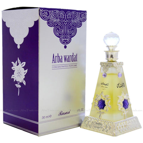 Rasasi Arba Wardat 30ml EDP for Men and Women