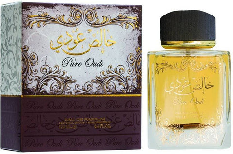 Lattafa Khalis Oudi Pure Oudi 100m EDP for Men and Women
