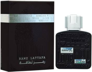 Lattafa Ramz Silver 100ml EDP for Men