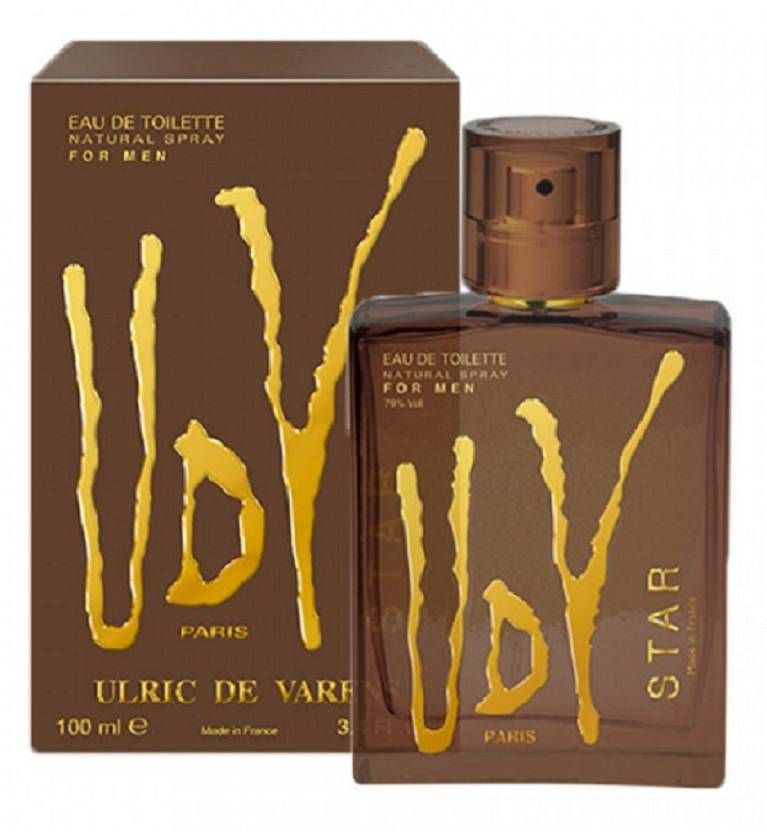 Ulric de Varens UDV Star EDT 100ml for Men