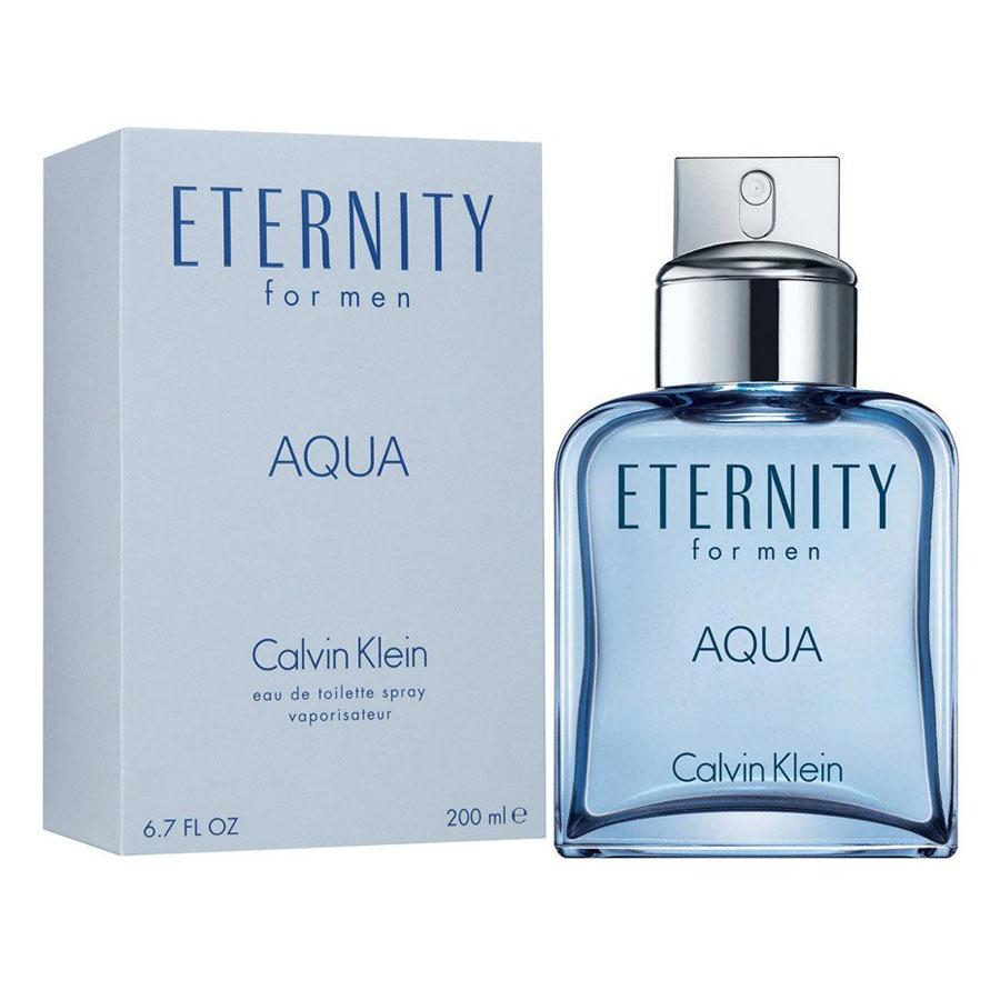 Calvin Klein Eternity Aqua 200ml EDT for Men