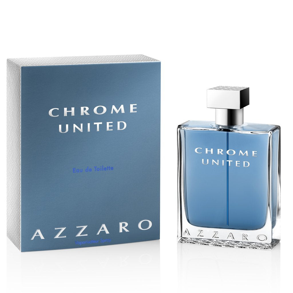 Azzaro Chrome United 200ml EDT for Men