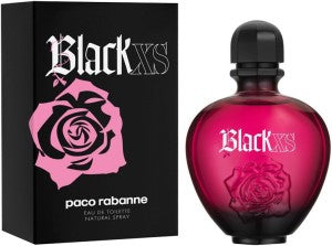 Paco Rabanne Black Xs Her EDT 80ml For Women