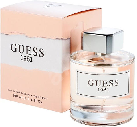 Guess 1981 Edt 100ml for Women