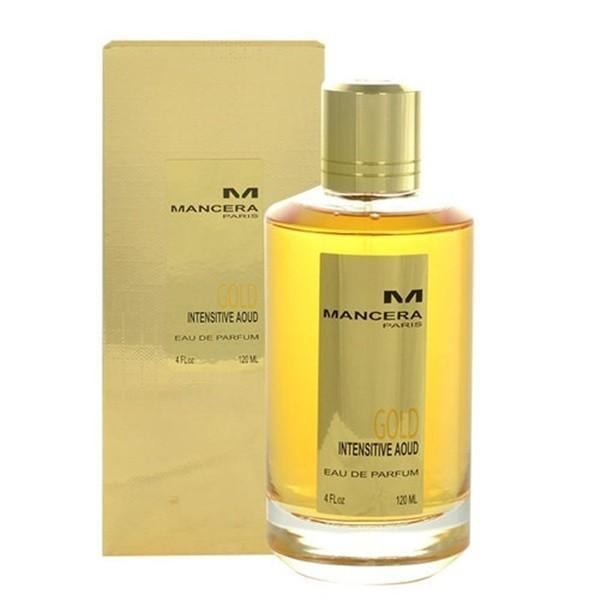 Mancera Gold intensive Aoud 120ml Eau de Parfum for Men and Women