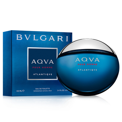 Bvlgari Aqua Atlantiqve Edt 100ml for Men