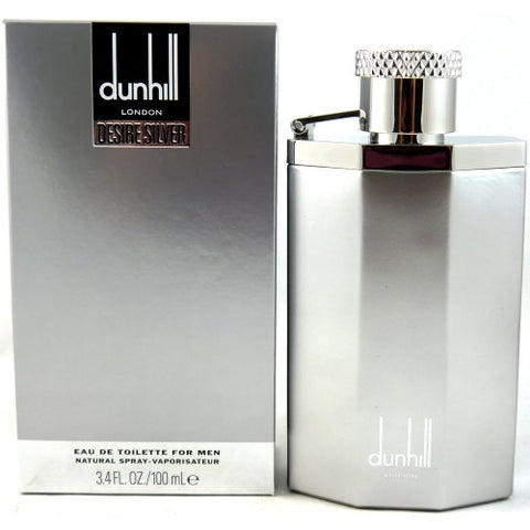 Alfred Dunhill Desire Silver EDT 100ml for Men