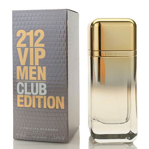 Carolina Herrera 212 VIP Club Edition EDT 100ml for Men
