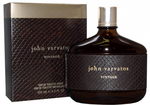 John Varvatos Vintage EDT 125ml for Men