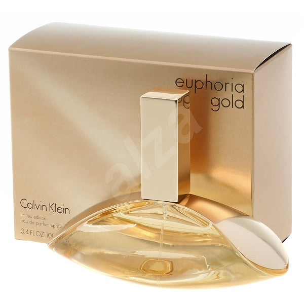 Calvin Klein Euphoria Gold EDP 100ml for Women