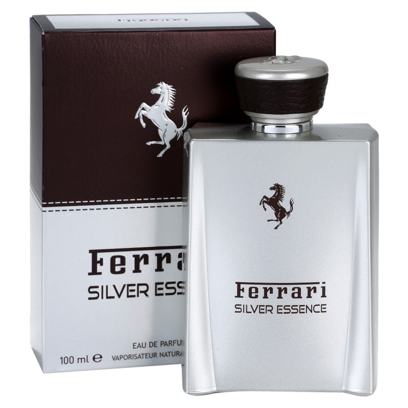 Ferrari Silver Essence EDP 100ml for Men