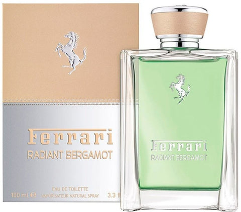 Ferrari Radiant Bergamot 100ml EDT for Men