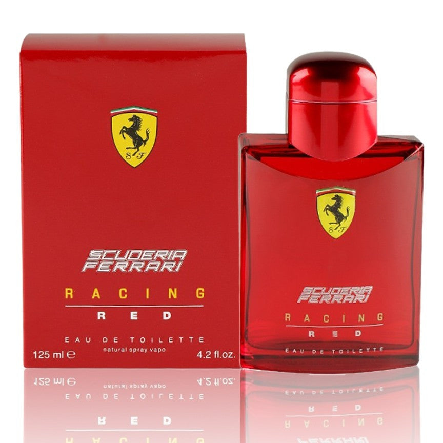Ferrari Scuderia Racing Red EDT 125ml for Men