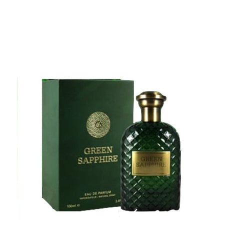Fragrance World Green Sapphire 100ml EDP for Men & Women