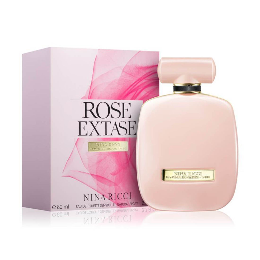 Nina Ricci Rose Extase 80ml EDT for Men