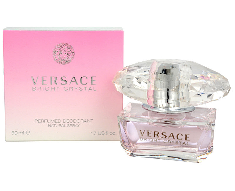 Versace Bright Crystal Deodorant 50ml for Women