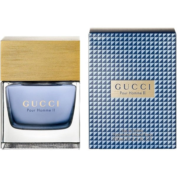 Gucci Pour Homme II EDT 100ml for Men