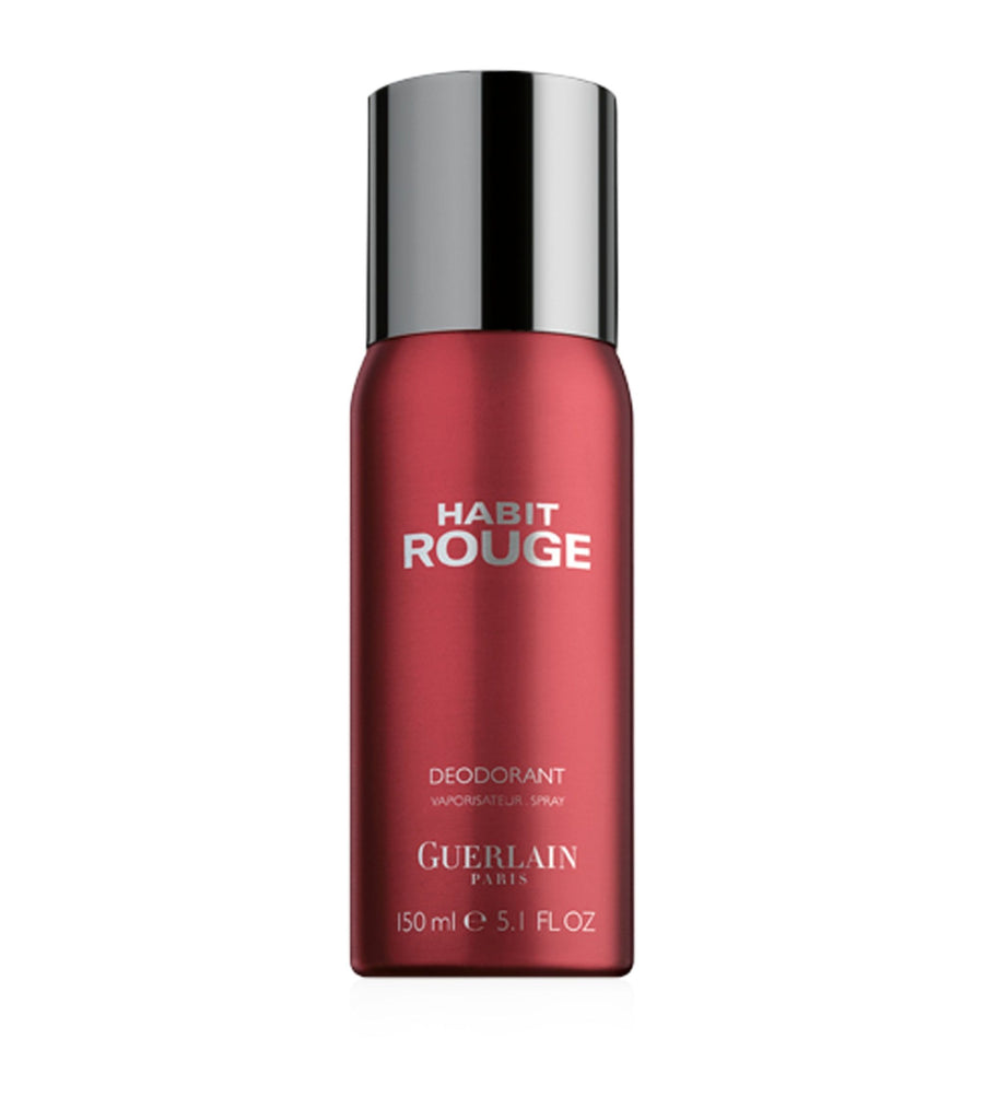 Guerlain Habit Rouge Deodorant Spray 150ml for Men