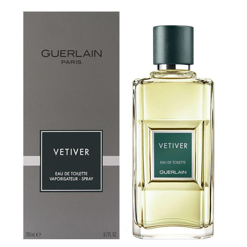 Guerlain Vetiver 200ml EDT for Men