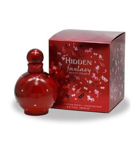 Britney Spears Hidden Fantasy EDP 100ml for Women