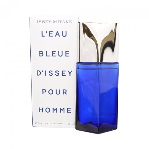 Issey Miyake L'Eau Bleue d'Issey Blue Perfume EDT 75ml for Men