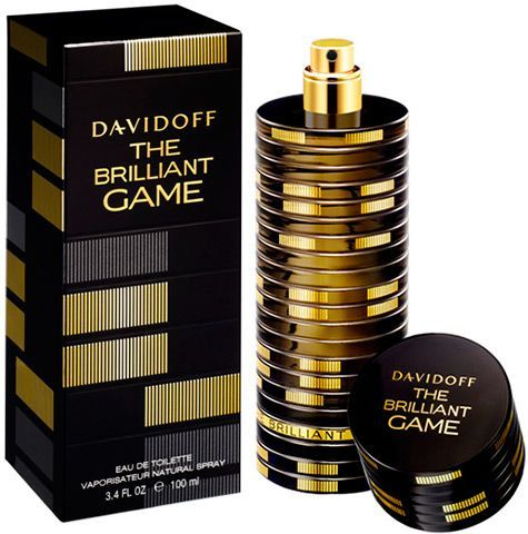 Davidoff The Brilliant Game EDT 100ml for Men