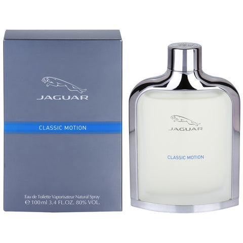 Jaguar Classic Motion Perfume EDT 100ml for Men