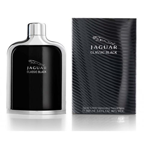 Jaguar Classic Black EDT 100ml For Men