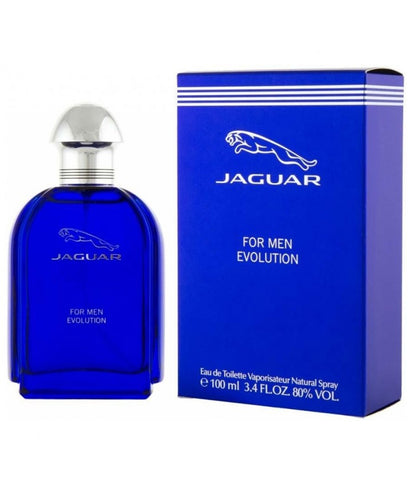 Jaguar for Men Evolution Perfume EDT 100ml