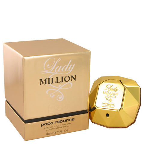 Paco Rabanne Lady Million Absolutely Gold EDP 80ml