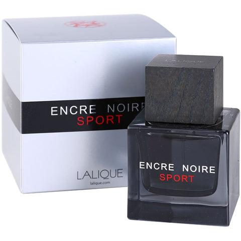 Lalique Encre Noir Sport EDT 100ml for Men