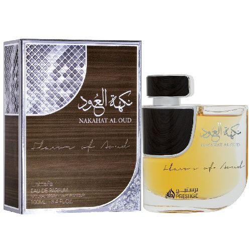 Lattafa Nakahat Al Oud EDP 100ml for Men and Women
