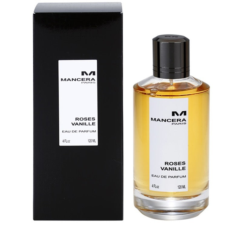 Mancera Roses Vanille 120ml EDP for Men and Women
