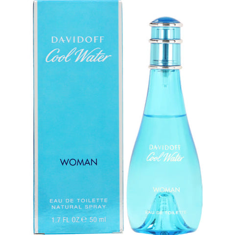 Davidoff Cool Water EDT 50ml Price in India - Buy Perfume Online